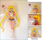 Sailor Moon Stars Figure