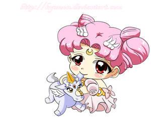 Princess ChibiUsa Baby