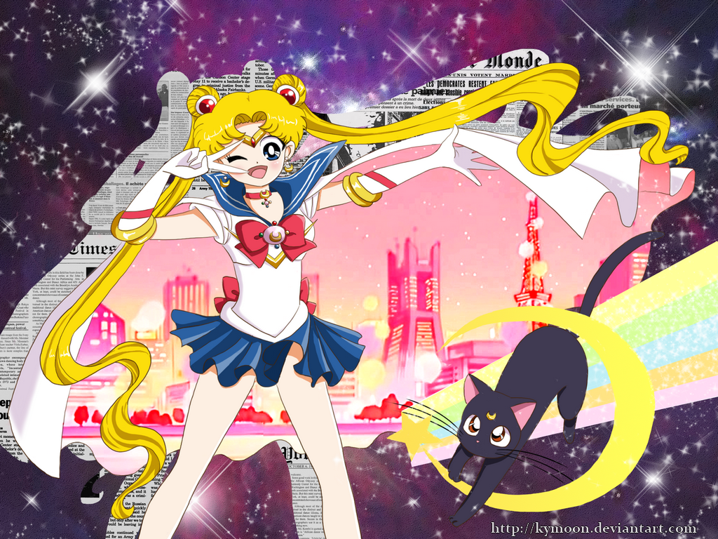 Sailor Moon coming 2013 by Kymoon
