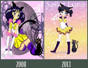 Sailor Luna 2008-2013