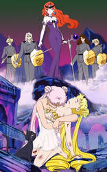 The death of princess Serenity