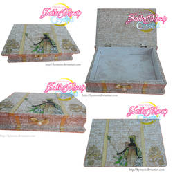 Jewelry box - Sailor Moon Crystal - Serenity