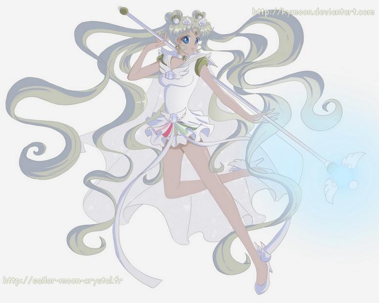 Sailor Cosmos Crystal by Kymoon