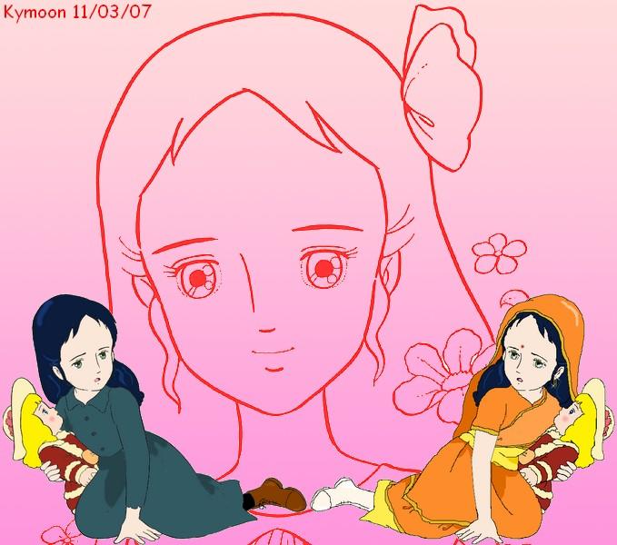 Princesse sarah en indienne by kymoon on deviantart - Princesse sarah 17 ...