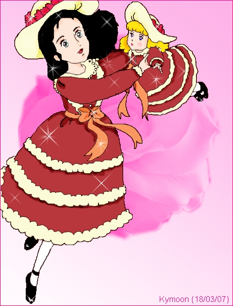 Princesse sarah et emilie by kymoon on deviantart - Princesse sarha ...