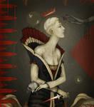 Dragon age Inquisition : Florianne de Chalons