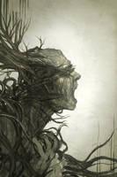 Sketch - the Wilderness by Nerva1