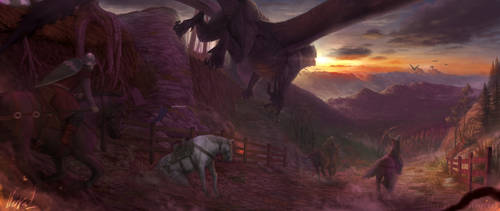 The Hunt by Nerva1