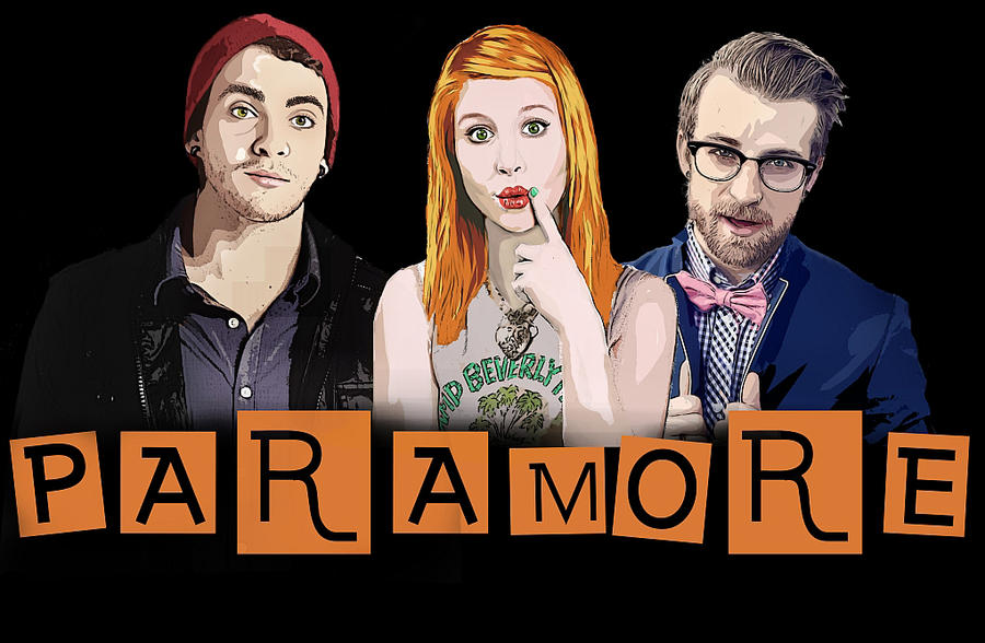 WE ARE PARAMORE! by KoRniszonka on DeviantArt Paramore Tour