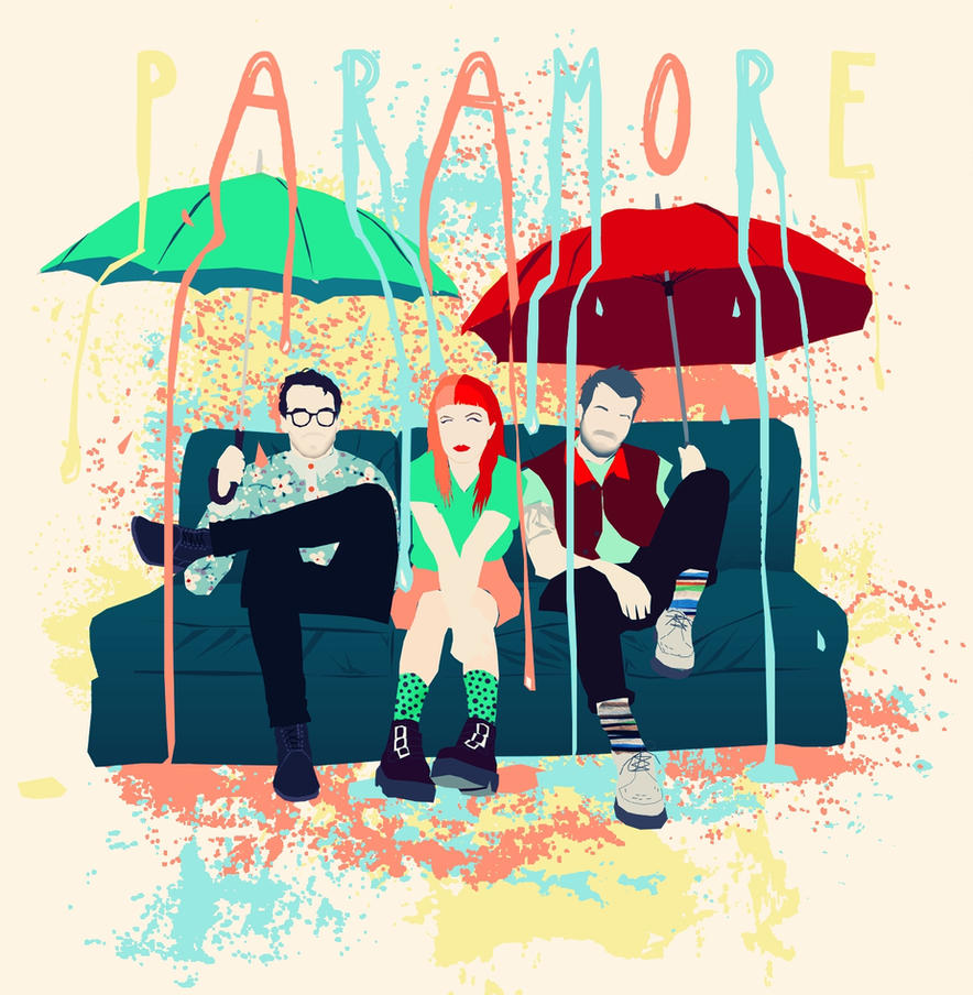 Paramore Lyrics  The Only Exception