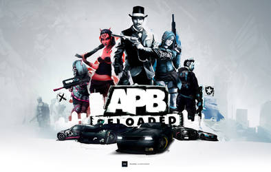 APB Reloaded Community 4K Poster by IncBox
