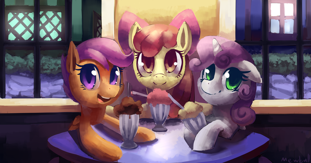 Milkshakes by Mewball