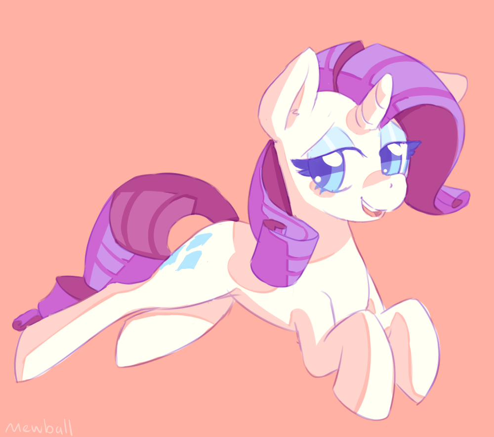 Rarity by Mewball