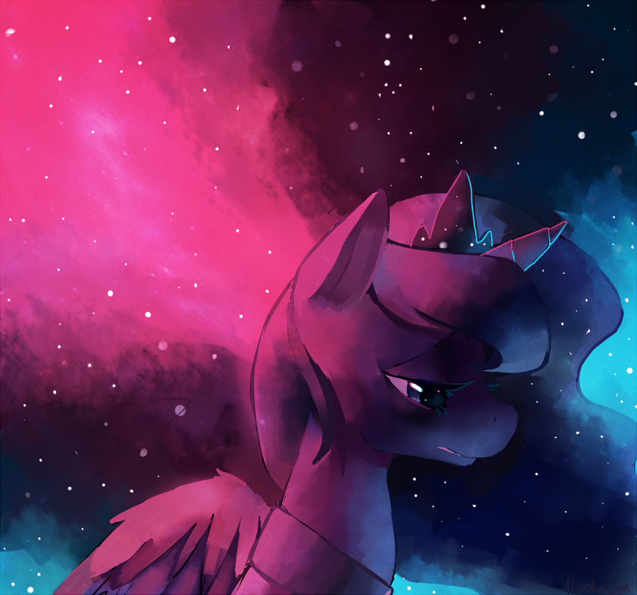 Endless Nights by Mewball