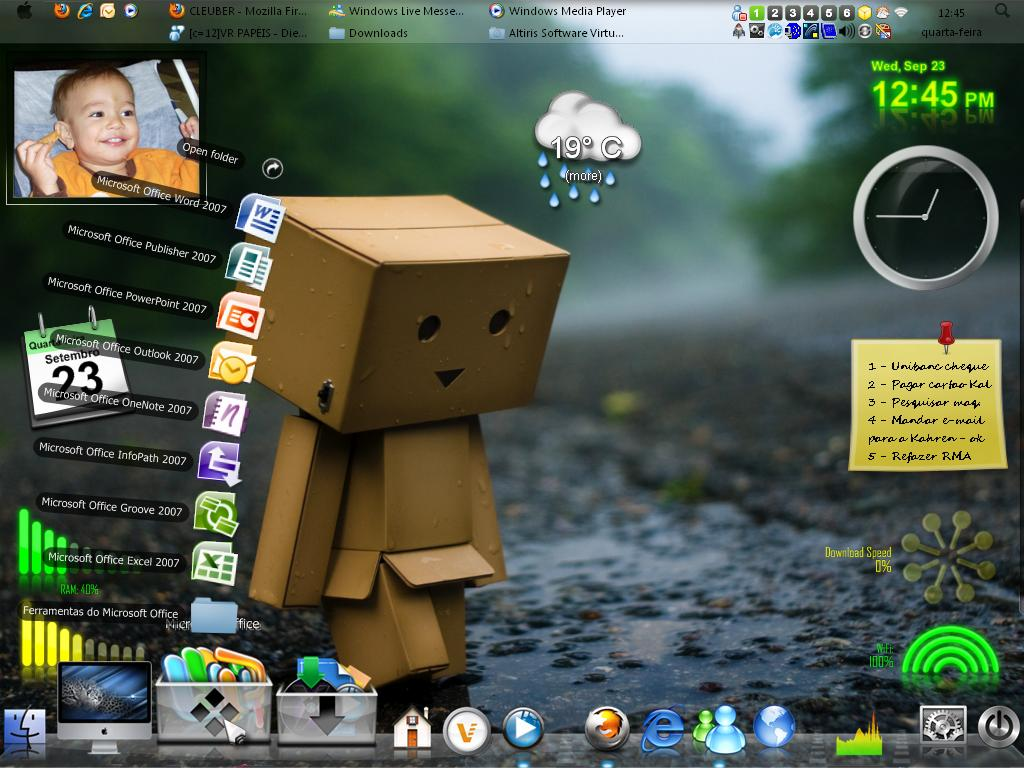 Desktop XP Mac-transformated 2 by cleubinho