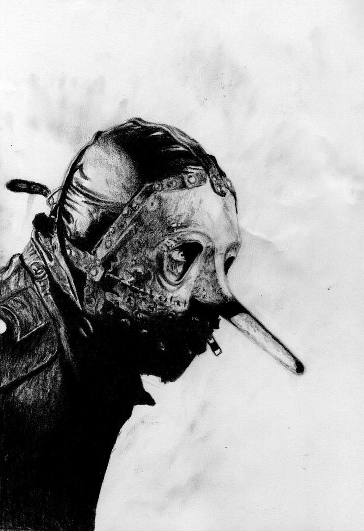 Slipknot Chris Fehn By Notthinker