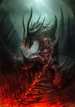 El hogar del fuego by Dibujante-nocturno