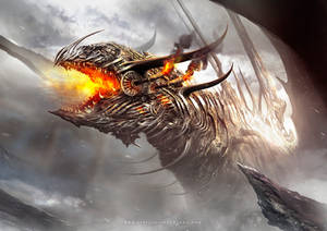 Dragon Steampunk