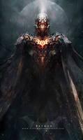 Batman by Dibujante-nocturno