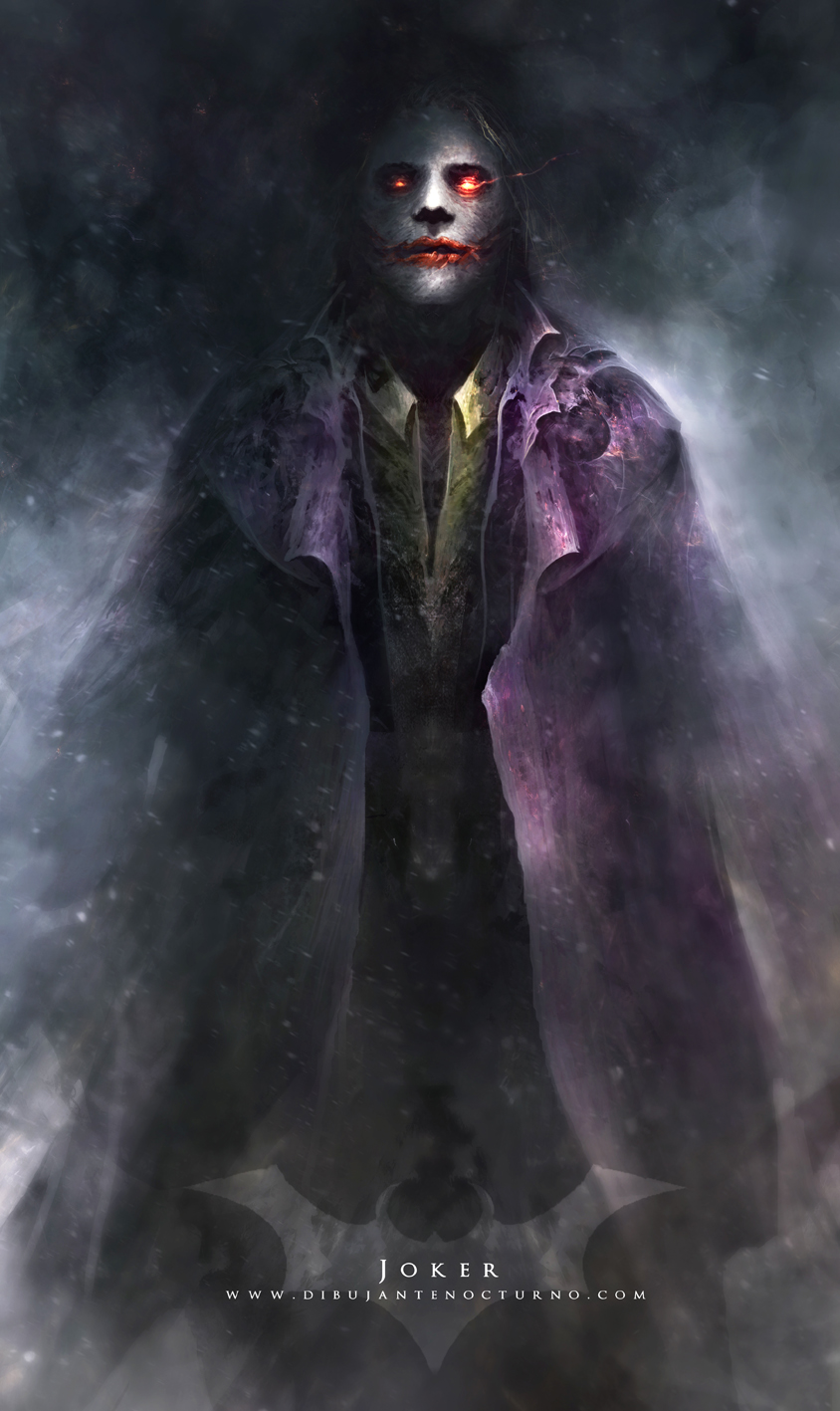Joker by Dibujante-nocturno on DeviantArt