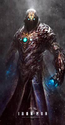 Iron Man / Dark / Steampunk