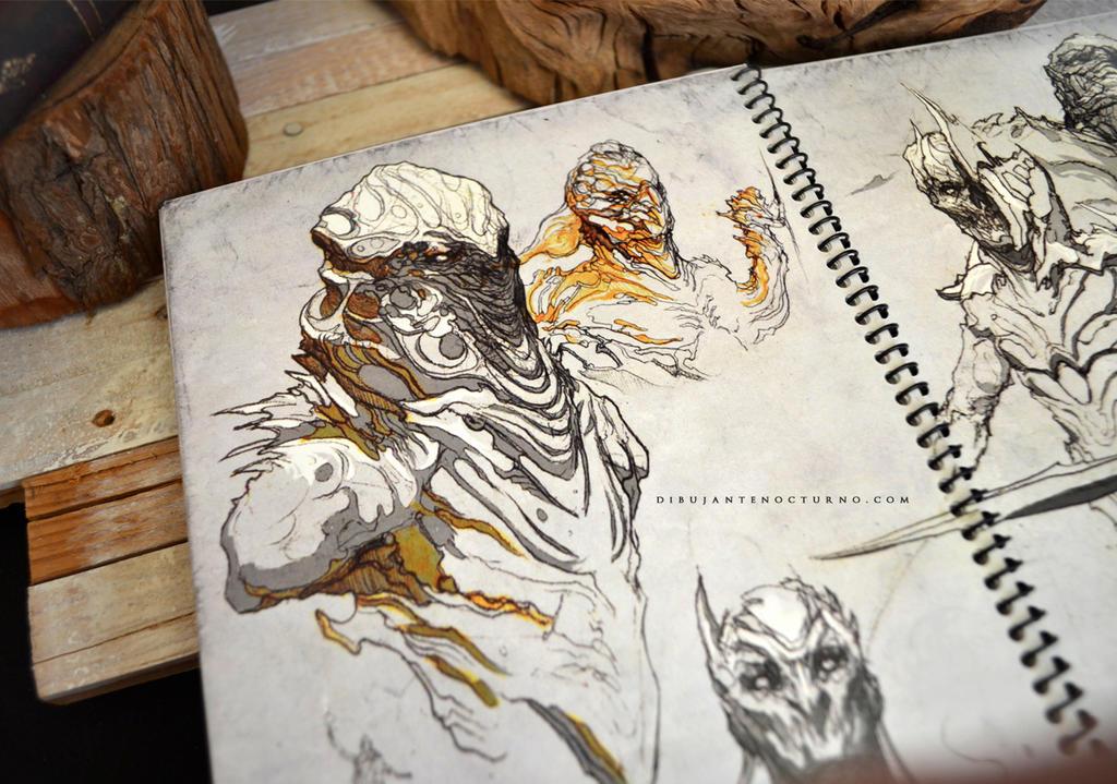 Sketchbook :)