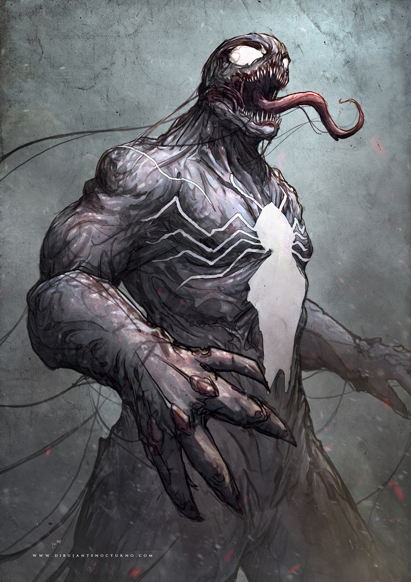 Venom by Dibujante-nocturno on DeviantArt