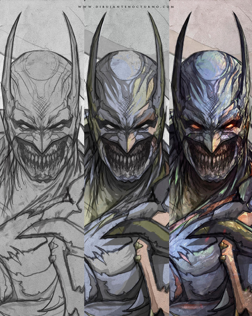 Process by Dibujante-nocturno on DeviantArt