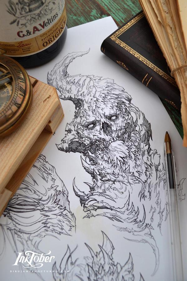 Dibujante-nocturno (Francisco Garcés) - DeviantArt