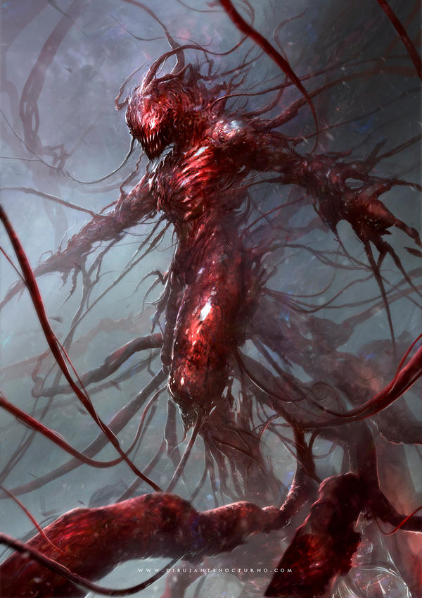 Carnage by Dibujante-nocturno