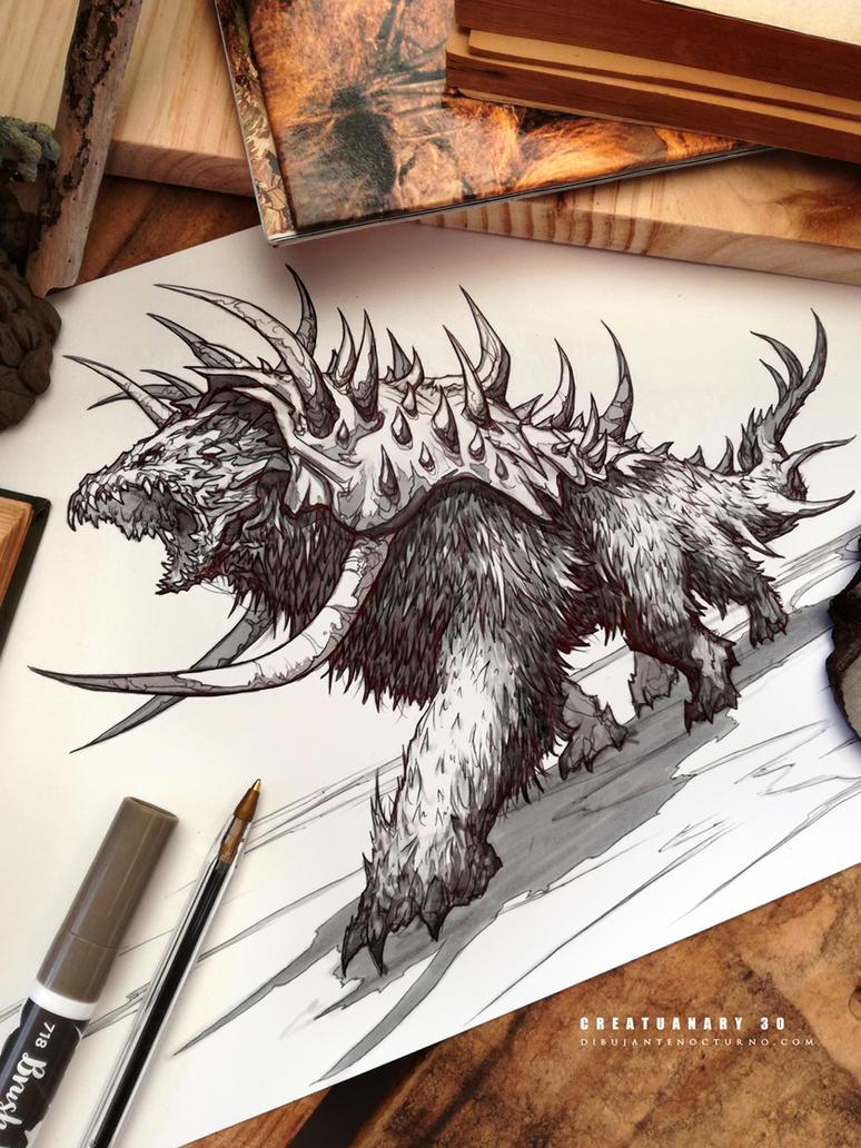Dibujante-nocturno (Francisco Garcés) | DeviantArt