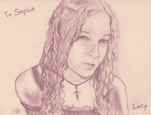 Sophie -Portrait-