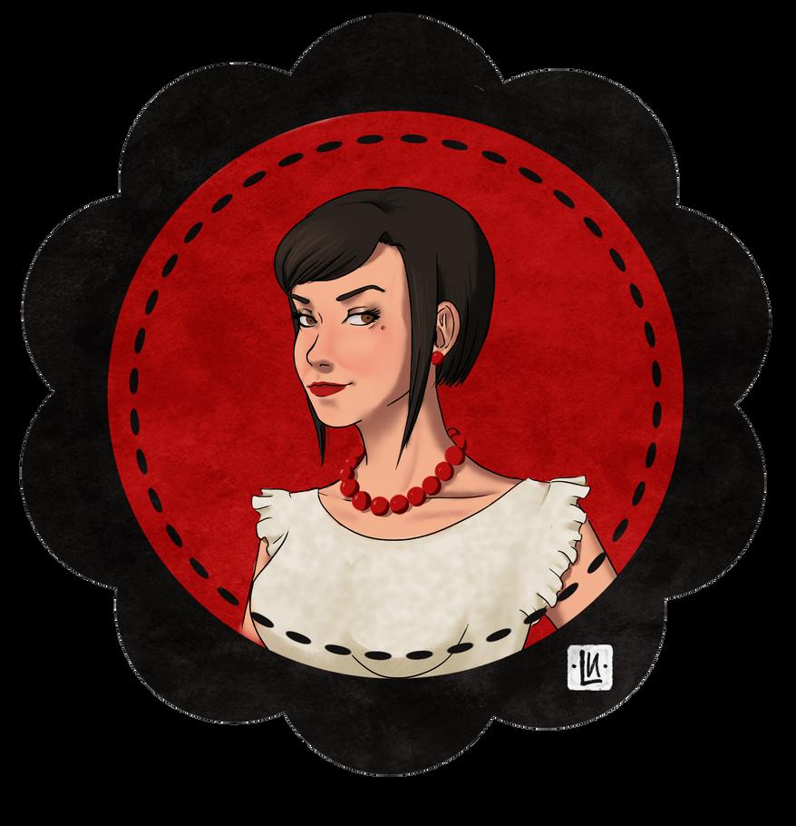 Rebecca! by LyNuth