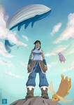 Korra is back!