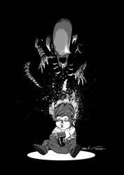 Alien by annb