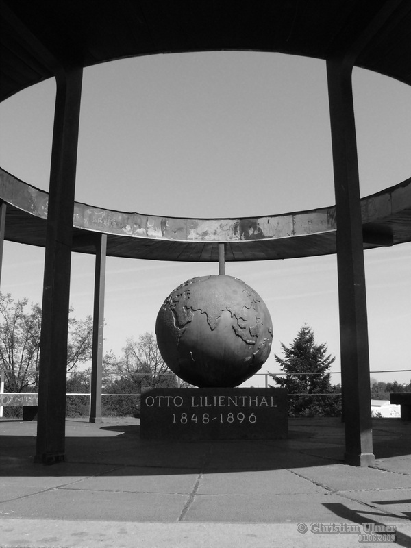 Otto Lilienthal Memorial - II