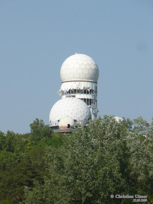 Abandoned Radar Station - 2009