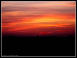 Morning above Berlin - IV B