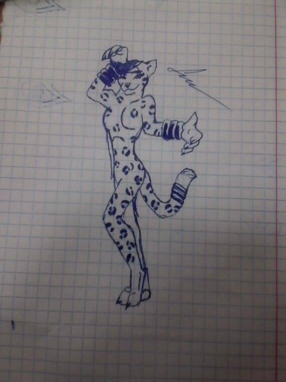 Brawlhalla - Asuri Panthera by Kedra-PL