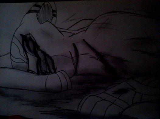 Go to sleep Larixa by Kedra-PL