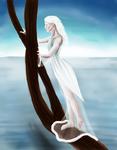 Ice Mage by Eyliana