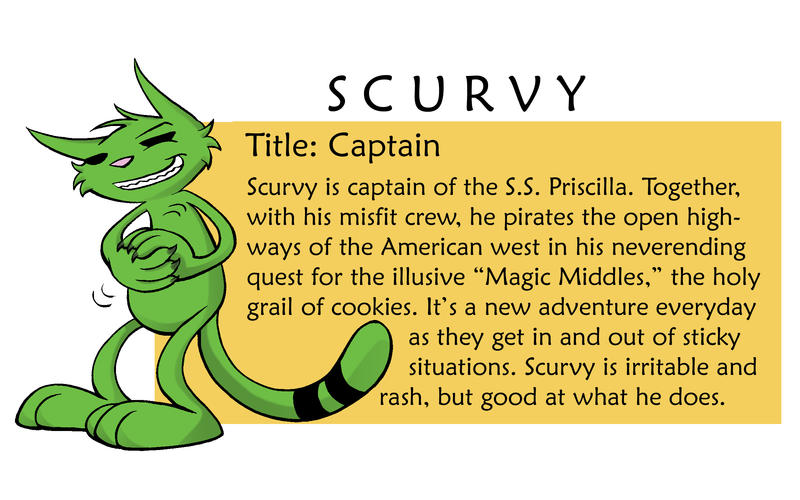 Scurvy Bio by SurlyQueen