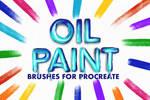 Oil Paint Procreate Brushes