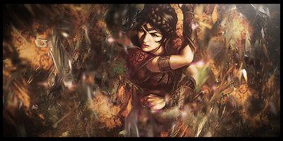 Fiery Lady