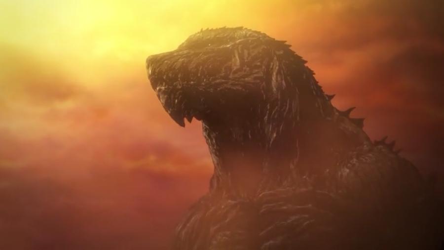 Godzilla Monster Planet Deutsch