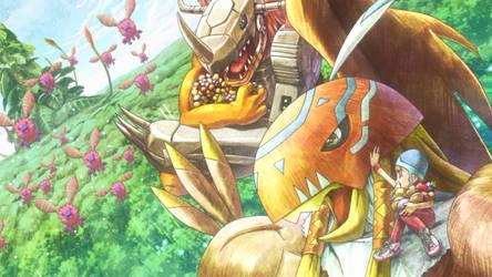 Digimon Adventure 2020 image 1