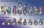 Friendship is Magic - Pony Chess Light Side
