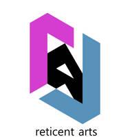 New Reticent Arts Logo by jimbox31
