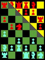 Chess Quilt Design WIP by jimbox31