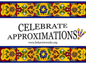 Celebrate Approximations Awareness Poster by jimbox31